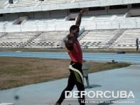Briander Rivero el campeón de pruebas combinadas en la Copa Cuba 2017