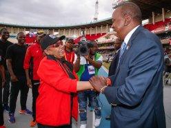Primera fecha de Nairobi 2017