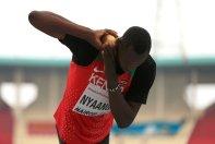 Segundo día de competencias en Nairobi 2017