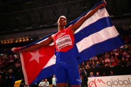 Juan+Miguel+Echevarria+IAAF+World+Indoor+Championships+3Q4m5nDHZFMl