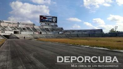Restauración de la pista del Estadio Panamericano (2)