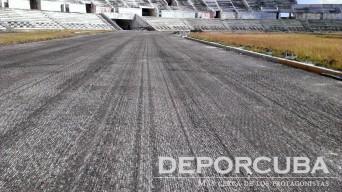 Restauración de la pista del Estadio Panamericano (6)