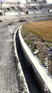 Restauración de la pista del Estadio Panamericano (7)