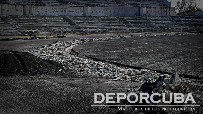 Restauración de la pista del Estadio Panamericano (8)