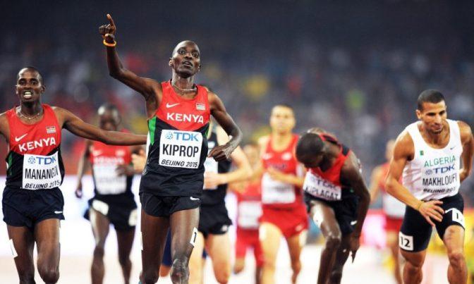 Asbel Kiprop positivo por EPO