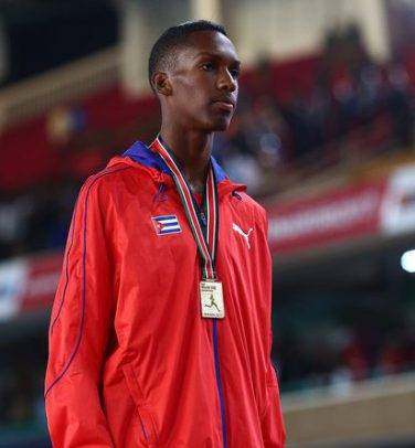 World U20: Integrado Equipo Cuba