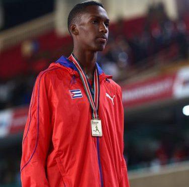 World U20: Integrado Equipo Cuba