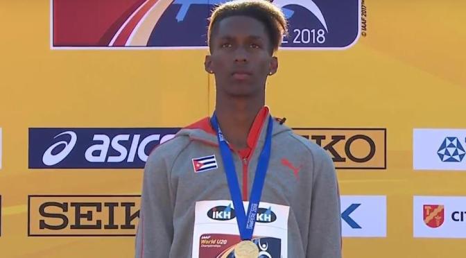 World U20: Oro y bronce para Cuba en la penúltima jornada