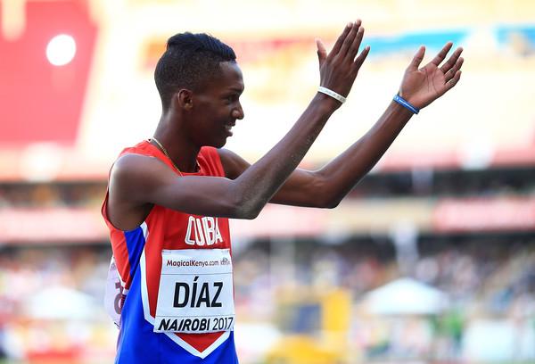 Jordan Díaz habla de su oro olímpico de la juventud