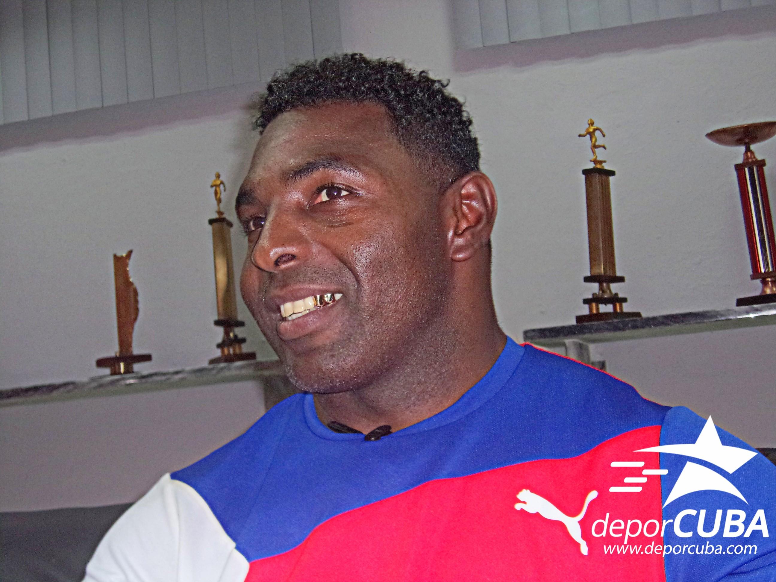 "Gerdan Fonseca: ""Diego es mi mayor medalla"""