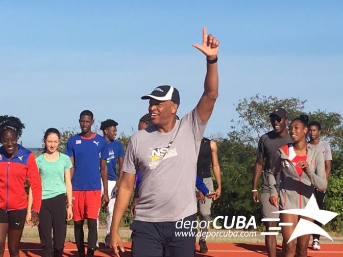 En Fotos: Kenny Harrison y Willie Banks en La Habana