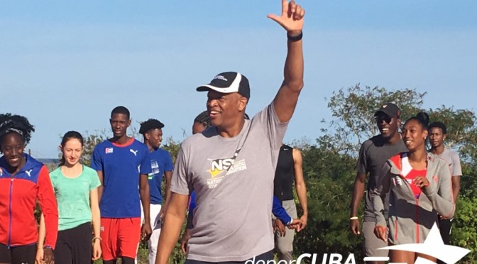 En Fotos: Kenny Harrison y Willie Banks en La Habana